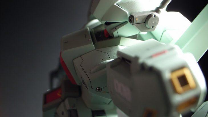 HGUC RGM-89D JEGAN ジェガンD型完成