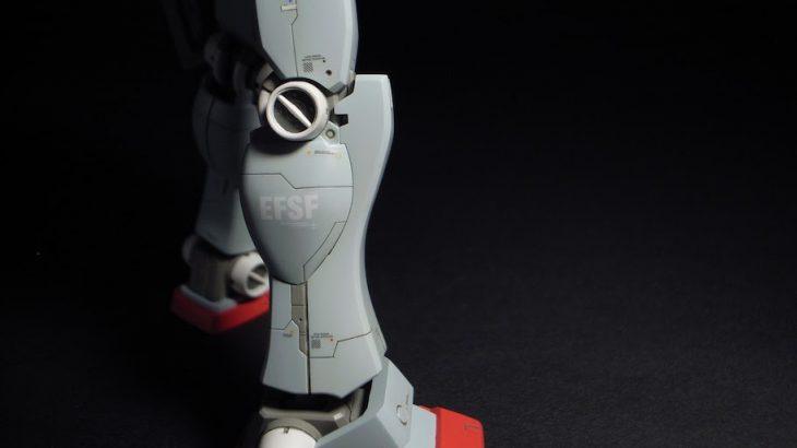 HGUC RGM-79 GM ジム完成(詳細)